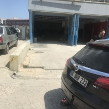 OPEL MARKA ARAÇLARA ÇEKİ DEMİRİ +TAKMA MONTAJI+ARAÇ PROJE ANKARA