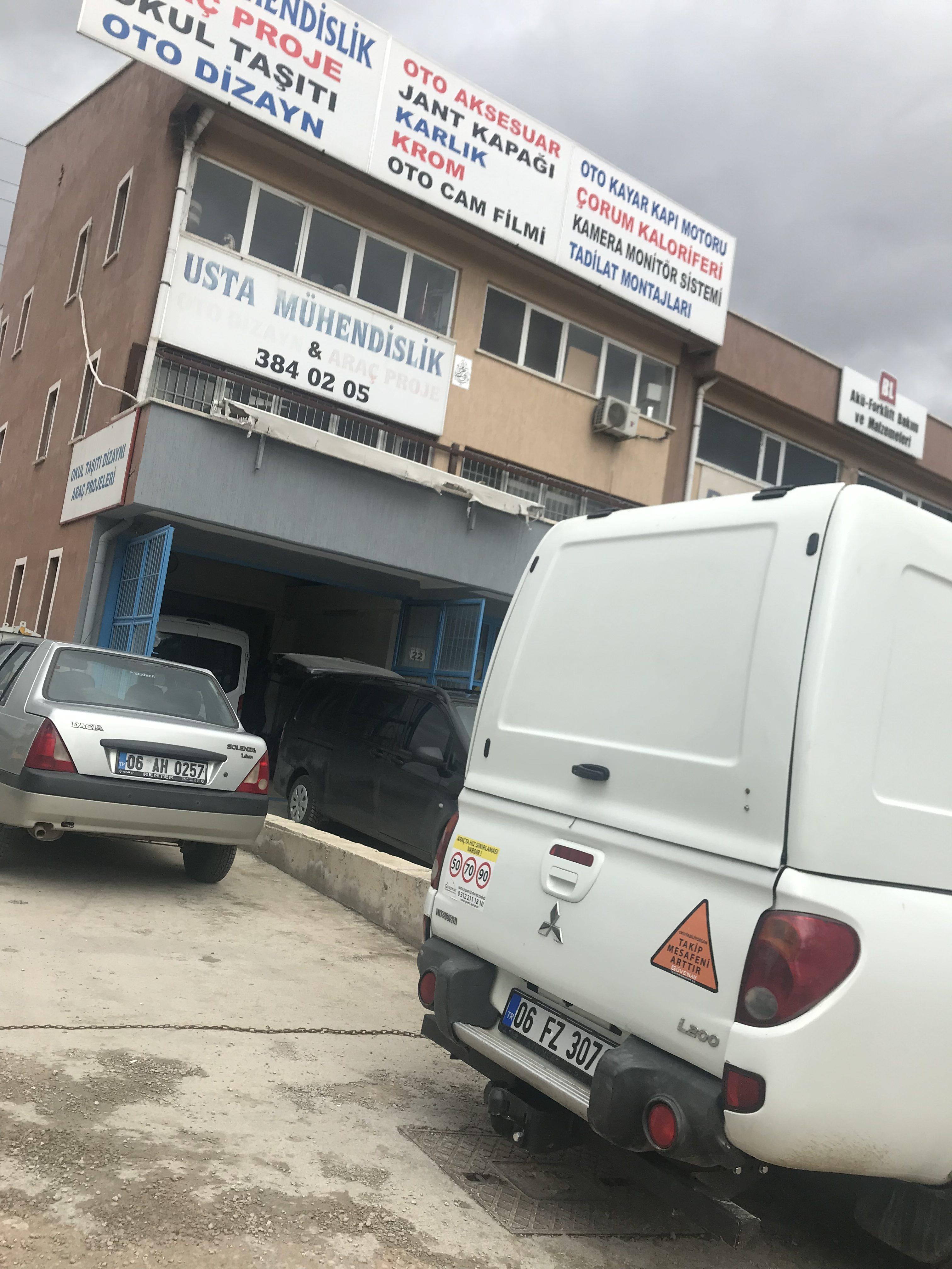 MITSUBISHI L 200>⇔ Usta Mühendislik Çeki Demiri +Araç Proje+Montaj+Ankara İLETİŞİM:05323118894